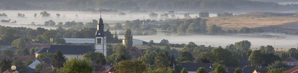 Téting-sur-Nied en Moselle - 57385